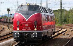 V200 116  deutsche Bundesbahn