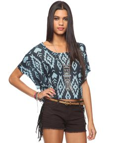 Sublimation Top | FOREVER21