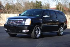 Don't Feel like Driving? Our Chauffeured Cadillac Escalade has You Covered Escalade Esv, Cadillac Escalade, 4x4 Wheels, Luxury Blog, Car Goals, Car Rental, 4 Kids, Toys For Boys, Exotic Cars