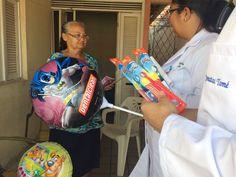 Ação social realizada em 15/10/16 na Universidade Potiguar com parceria do Distribuidor local. Natal/RN.