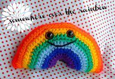 Sonne, Wolken und Regenboge-Mobile. Soo süß! - free!