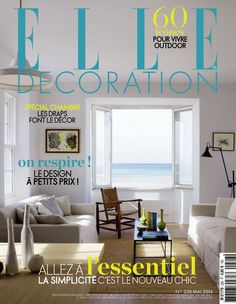 ELLE Decoration France - May 2014
