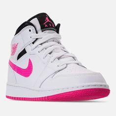 Girls Wearing Jordans, Jordans Girls, Air Jordans, Nick Shoes, Jordan Shoes For Kids, Baskets, Fashion Slippers, Nike Air Shoes, Hype Shoes