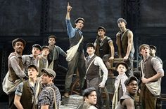 http://triangleartsandentertainment.org/wp-content/uploads/2016/08/NewsiesPHOTO1-10JoeyNewsies-DPAC2016.jpg - Stop the Presses (Again)! Disney's Newsies Will Return to DPAC for Eight Shows on Aug. 16-21 - Joey Barreiro stars as newsie-turned-strike leader Jack Kelly (Disney© photo by Deen van Meer) On June 2-7, 2015, the high-octane First National Tour of Disney's sensational 2012 Tony Award®-winning Broadway musical, Newsies, roared into the Durham Performing Arts Ce