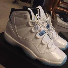 Legend blue 2014 Deadstock since release Jordan Shoes Sneakers