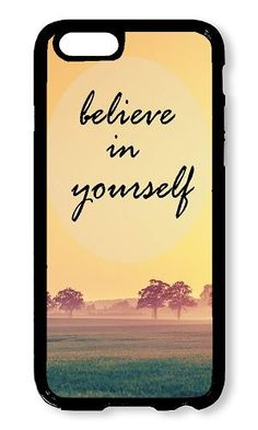 iPhone 6 4.7inch Phone Case DAYIMM Cute Believe In Yourself Black PC Hard Case for Apple iPhone 6 4.7inch Case DAYIMM? http://www.amazon.com/dp/B017LLLOSM/ref=cm_sw_r_pi_dp_VOapwb0JYVX1G