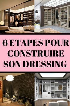 Diy Dress, Home Staging, Dressing Room, Guide, Diy Home Decor, Sweet Home, Interior Design, Architecture, Outdoor Decor