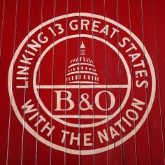 B&O Railroad Logo