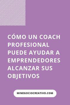¿Por qué es importante para un emprendedor trabajar con un coach profesional? #desarrollopersonal #negocio #marketingdigital #emprendedor #coaching #emprendimiento #exito
