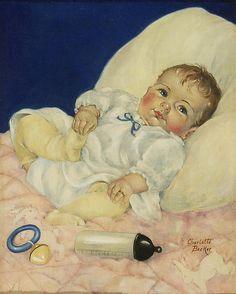 Illustration for Children by Charlotte Becker