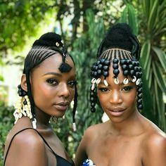 African Braids Hairstyles 554294666635735791 - Your hair, your heritage 💚🌟 Half Braided Hairstyles, African Braids Hairstyles, Black Girls Hairstyles, Hair Afro, Curly Hair Styles, Natural Hair Styles, Twisted Hair, Turquoise Hair, Black Girl Braids