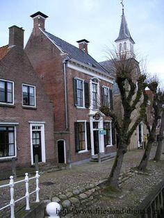 Het stadhuis van Sloten