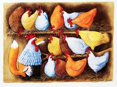 Rooster, Comic, Illustrations, My Love, Animals, Sketches, Other, Animales, Animaux