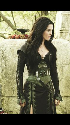 This is Katelin from Legend of the Seeker