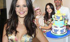 Tammin Sursokcelebrates her adorable daughter's 1st birthday in LA