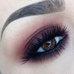 Gorgeous lashes!