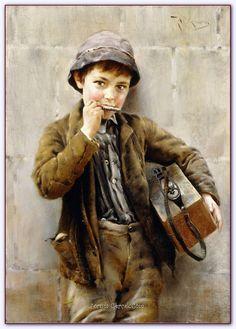Karl Witkowski (1860 - 1910) | Amerikalı Ressam - Forum Gerçek