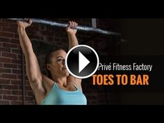 Camille Leblanc-Bazinet demonstrates the best way to get you started and mastering Toes to Bar.