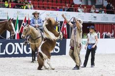 Children's Matinee delighted in so many ways! Helsinki International Horse Show, Finland, October 2016