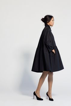 Co S/S '13 - my kind of silhouette for a coat. ladylike AND you can wear it to the buffet.