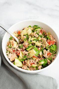 Healthy Tuna Salad Recipes 4 Ways (Whole30, Keto) | Bites of Wellness