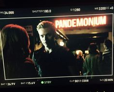 First look at Dominic Sherwood as Jace in #Shadowhunters