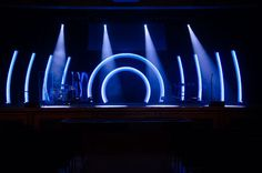 stage design cloth and metal - Google Search