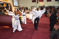 Mt. Tabor's Praise Team @ The Word Network's 'Rejoice In The Word' Live Recording.