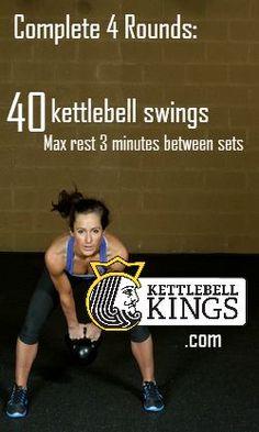 cool Kettlebell Workouts Online | Kettlebells For Sale - Kettlebell Kings...