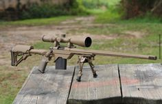 Savage .308 MDT LSS chassis
