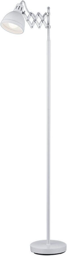 TRIO Leuchten, Stehlampe »SCISSOR«, Jetzt bestellen unter: https://moebel.ladendirekt.de/lampen/stehlampen/standleuchten/?uid=b5a45945-50f0-576d-975c-5d32cda36feb&utm_source=pinterest&utm_medium=pin&utm_campaign=boards #stehlampen #leuchten #lampen Bild Quelle: quelle.de
