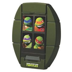 Amazon.com: Teenage Mutant Ninja Turtles Turtle Comm Talking Communicator: Toys & Games