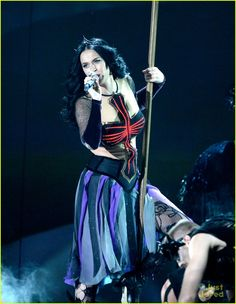 Katy Perry: 'Dark Horse' at the Grammys - Watch Now! | katy perry dark horse grammys performance 1 06 - Photo