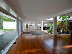 For sale: the Goodyear House by Architect John M. Johansen.  