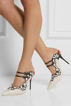 Scroll heels - think I'm in love!!!