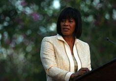 Portia Simpson Miller, Prime Minister of Jamaica.