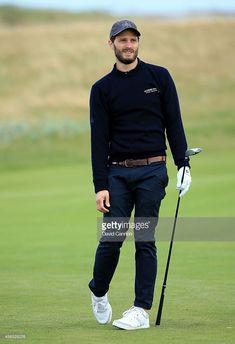 b6f7b3869 10 Glorious Photos of Christian Grey Playing Golf