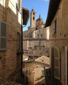 Palazzo Ducale, Urbino. Italy.
