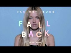 """Factory Floor - """"Fall Back"""" (Official Music Video)"""