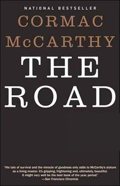 "Book Covers Project – ""The Road"" By Cormac McCarthy 