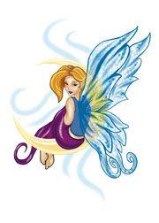 Pin Crescent Moon Fairy Art Print Goth Rainbow Tattoo Paige Ebay on ... Rainbow Tattoos, Moon Fairy, Fairy Art, Disney Characters, Fictional Characters, Goth, Art Prints, Disney Princess, Ebay