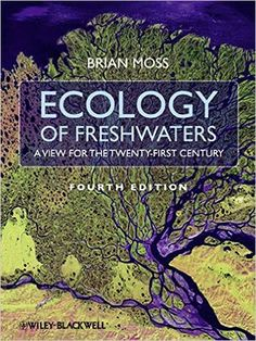 Designed for undergraduate and early postgraduate students who wish to gain an overall view of this vast subject area, this accessible guide to freshwater ecosystems and man′s activities will also be invaluable to anyone interested in the integrated management of freshwaters. The author maintains the tradition of clarity and conciseness set by previous editions, and the text is extensively illustrated with photographs and diagrams.
