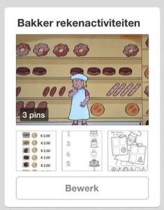 juf Ingrid groep 1/2 thema :: ingridheersink Crafts For Kids, School, Fictional Characters, Money, Crafts For Children, Kids Arts And Crafts, Fantasy Characters, Kid Crafts, Craft Kids