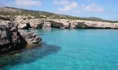 The Blue Lagoon, Akamas peninsula, Cyprus
