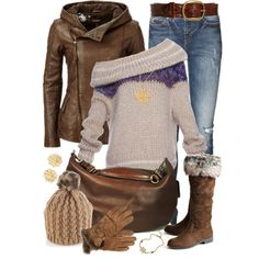 """Ready for the Chilly Season"" by angela-windsor on Polyvore"