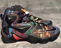 Nike LeBron 13 Multicolor