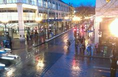 Portland is a city with a hip night scene and natural beauty that I would love to visit or even live in