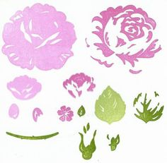 Index Cottage Rose by galleryindex - Cards and Paper Crafts at Splitcoaststampers