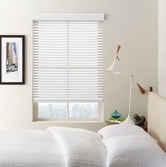 Clic 2 Cordless Faux Wood Blinds