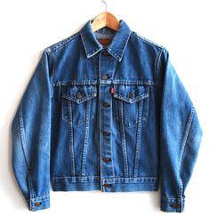 Levi Jean Jacket for Women | annex vintage: Levi's Jean Jacket